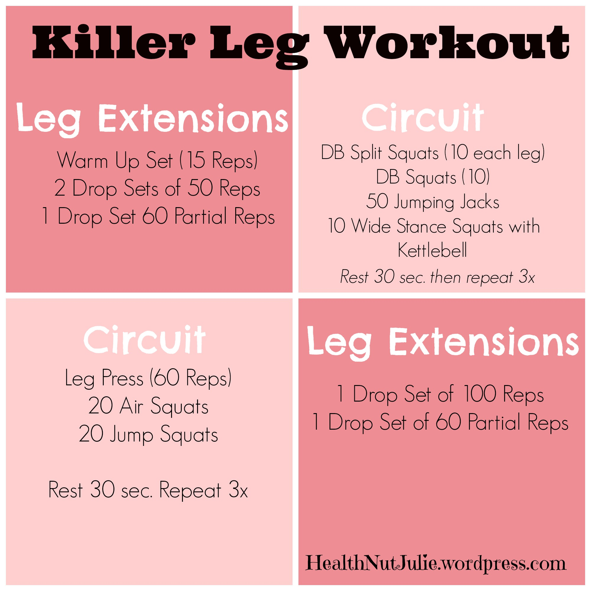 how to get thicker legs in a week