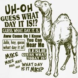 happy_humpday_camel_tshirt