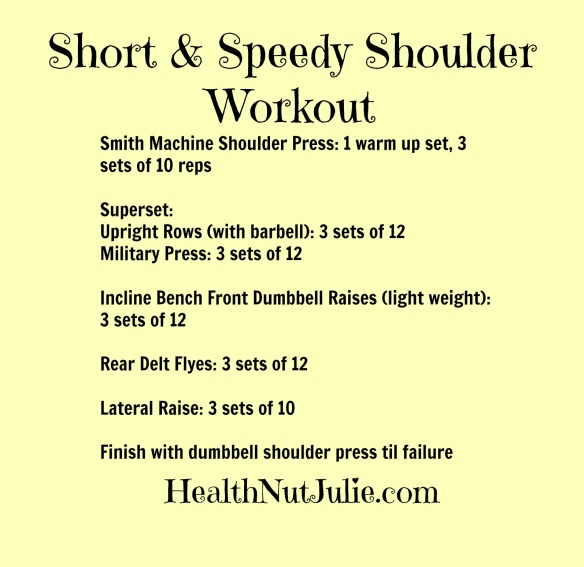 shoulderworkout